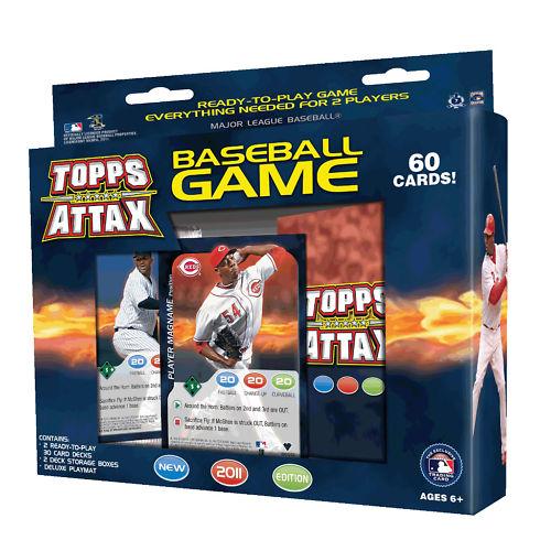 2011 Topps Attax Baseball 6