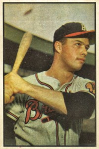 Top 10 Eddie Mathews Baseball Cards 6
