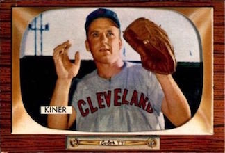 Top 10 Ralph Kiner Baseball Cards 3
