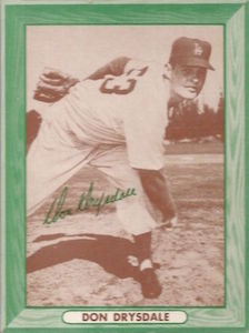 Top 10 Don Drysdale Baseball Cards 6