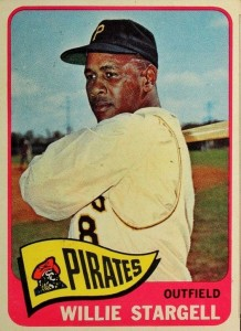 Top 10 Willie Stargell Baseball Cards 6