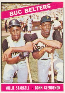 Top 10 Willie Stargell Baseball Cards 1