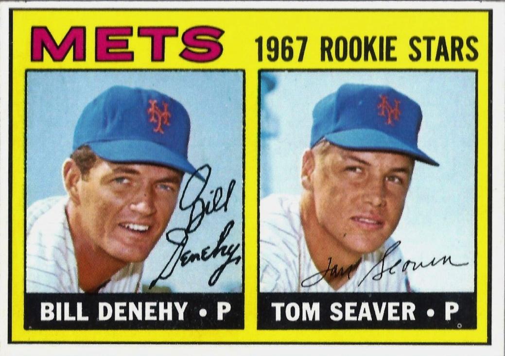 Top 10 Tom Seaver Baseball Cards 10