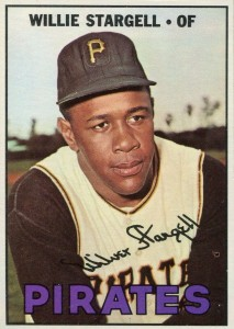 Top 10 Willie Stargell Baseball Cards 5