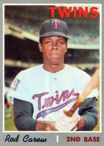 Top 10 Rod Carew Baseball Cards 6