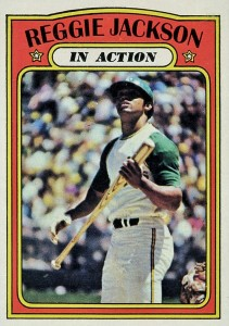 Top 10 Reggie Jackson Baseball Cards 4