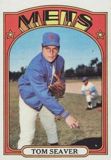 Top 10 Tom Seaver Baseball Cards 4