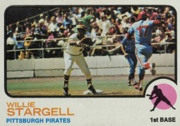 Top 10 Willie Stargell Baseball Cards 4
