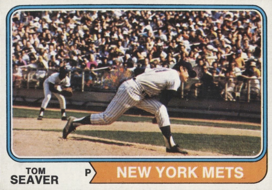 Top 10 Tom Seaver Baseball Cards 6