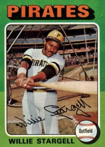 Top 10 Willie Stargell Baseball Cards 3
