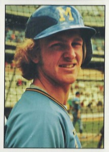Top 10 Robin Yount Baseball Cards 5
