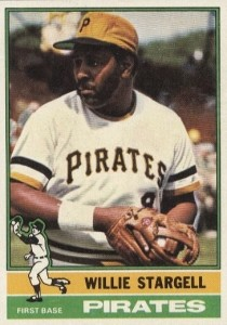 Top 10 Willie Stargell Baseball Cards 2