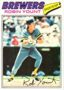 Top 10 Robin Yount Baseball Cards 6