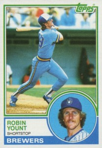 Top 10 Robin Yount Baseball Cards 2