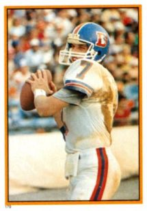 John Elway Football Cards: Rookie Cards Checklist and Buying Guide 2