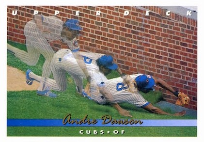 Top 10 Andre Dawson Baseball Cards 3