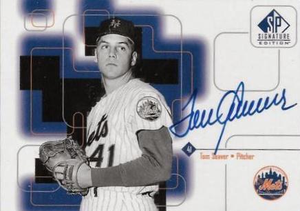 Top 10 Tom Seaver Baseball Cards 7