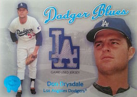 Top 10 Don Drysdale Baseball Cards 1