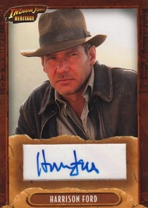 Harrison Ford Autograph Card Collecting Guide and Checklist 50