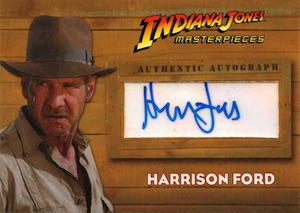 Harrison Ford Autograph Card Collecting Guide and Checklist 51