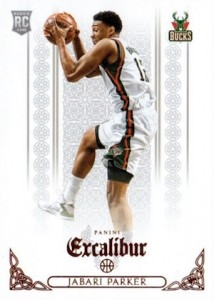 2014-15 Panini Excalibur Jabari Parker RC #157