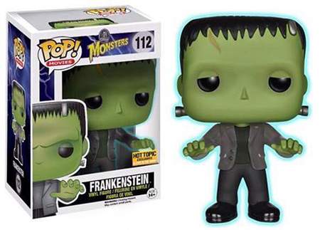 Ultimate Funko Pop Universal Monsters Figures Gallery and Checklist 4