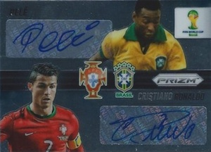 2014 Panini Prizm World Cup Soccer Cards 3