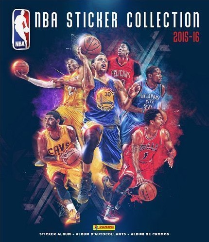 2015-16 Panini NBA Sticker Collection 1