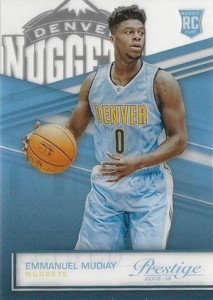 2015-16 Panini Prestige Basketball Cards 20