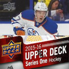 2015-16 Upper Deck Series 1 Hockey Cards