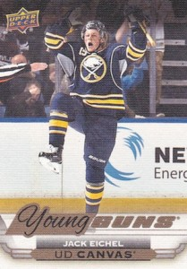Jack Eichel Rookie Card Guide and Checklist - Updated 15