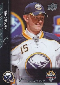 Jack Eichel Rookie Card Guide and Checklist - Updated 16