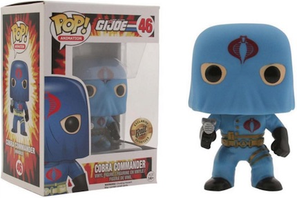 Funko Pop G.I. Joe Vinyl Figures 26