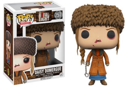 2015 Funko Pop The Hateful Eight Daisy Domergue