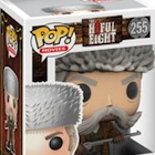2015 Funko Pop Hateful Eight Vinyl Figures