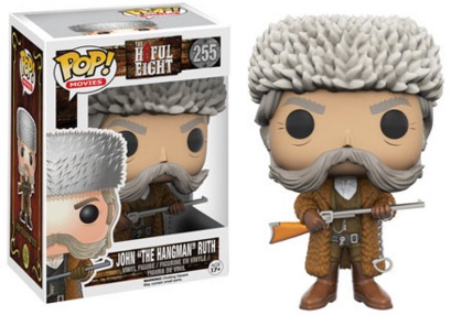 2015 Funko Pop The Hateful Eight John Ruth