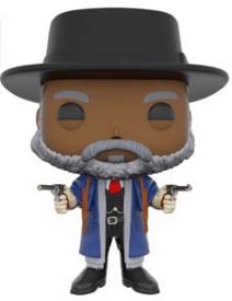 2015 Funko Pop The Hateful Eight Major Marquis Warren 1