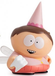 2015 Kidrobot South Park Many Faces Cartman Tooth Fairy