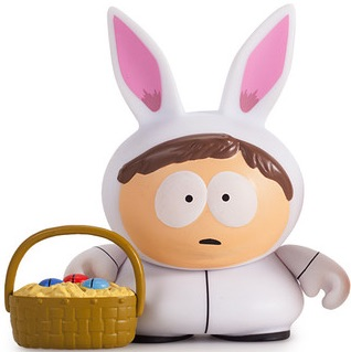 2015 Kidrobot South Park Many Faces Cartman bunny