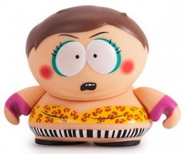 2015 Kidrobot South Park Many Faces Cartman whatever