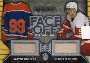 2015 Leaf ITG Stickwork Hockey Face Off