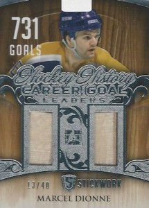 2015 Leaf In The Game Stickwork Hockey 25
