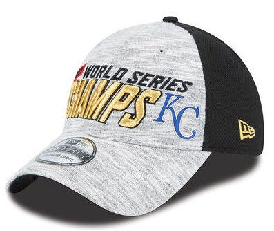 2015 New Era Royals World Series Champions Locker Room Hat