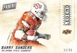2015 Panini Black Friday Trading Cards 34