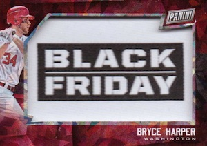 2015 Panini Black Friday Trading Cards 37