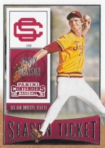 2015 Panini Contenders Baseball Cards 24