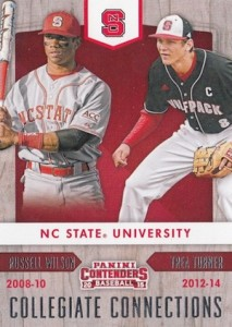 2015 Panini Contenders Baseball Collegiate Connections