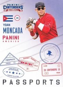 2015 Panini Contenders Baseball Cards 29