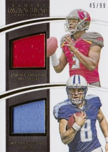 2015 Panini Immaculate Football Cards 26