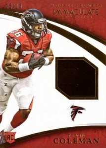 2015 Panini Immaculate Football Cards 31